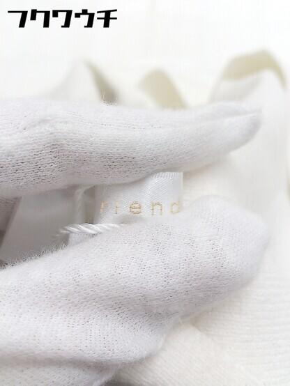 ◇ ●新品● ◎ rienda タグ付き バイカラー ロング マーメード ニットスカート サイズFREE ブラック ホワイト レディース_画像3
