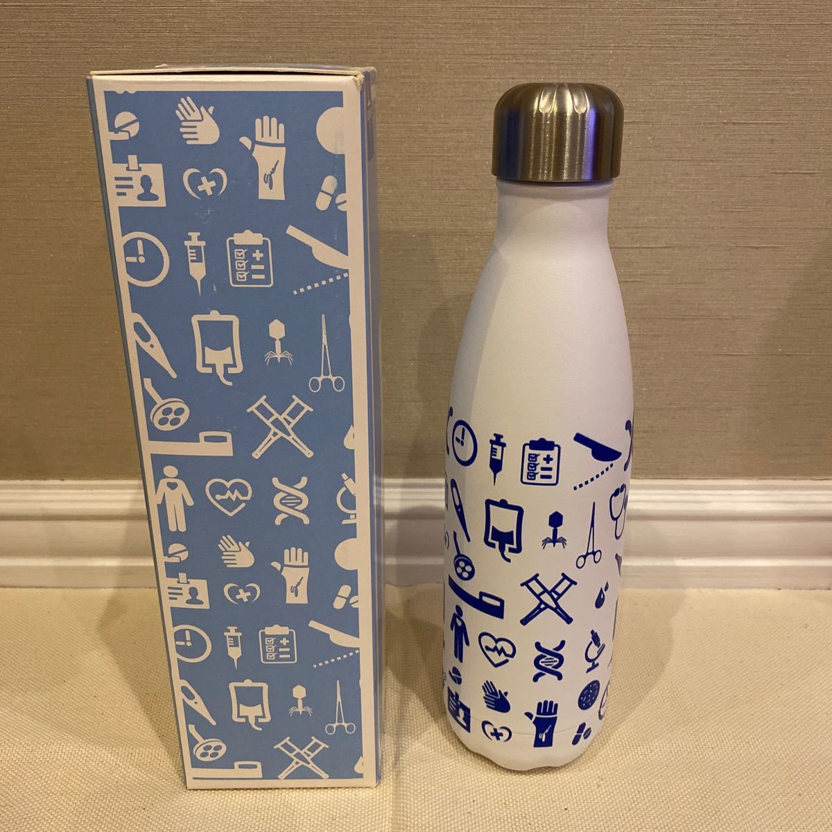 ステンレス製ボトル  500ml