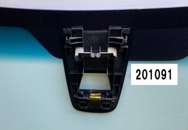 4◇新品UV&IRカット断熱フロントガラス◇スズキ ワゴンR MH34S MH44S ブレーキサポートカメラ ボカシ無 ボカシ青 201070 201091_画像7