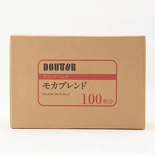 ドリップパック 100P モカブレンド ドトールコーヒー LIZ7_画像2