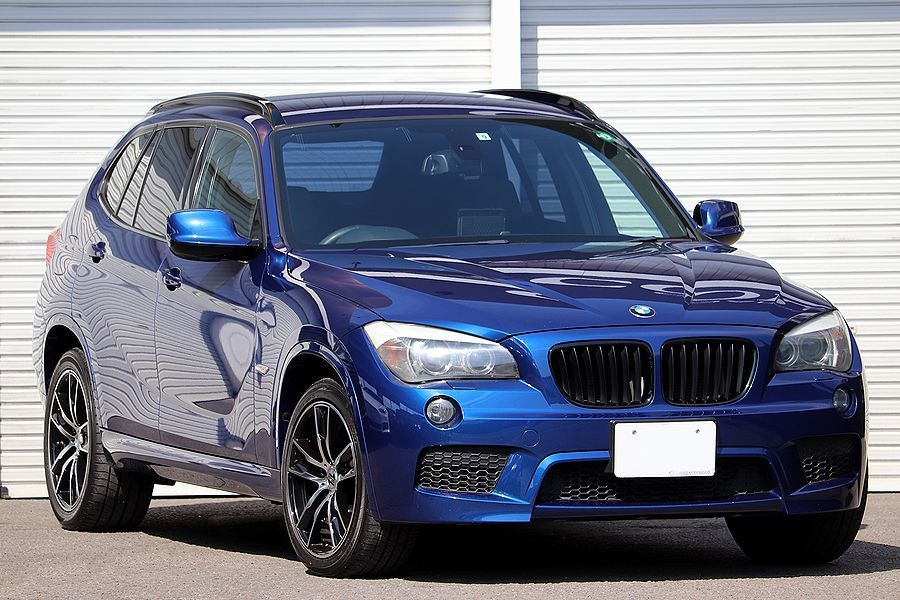 「【 極上1オーナー / AWD 】 2012y BMW X1 xDrive 20i Mスポーツ 専用装備 地デジ 上級グレード」の画像1