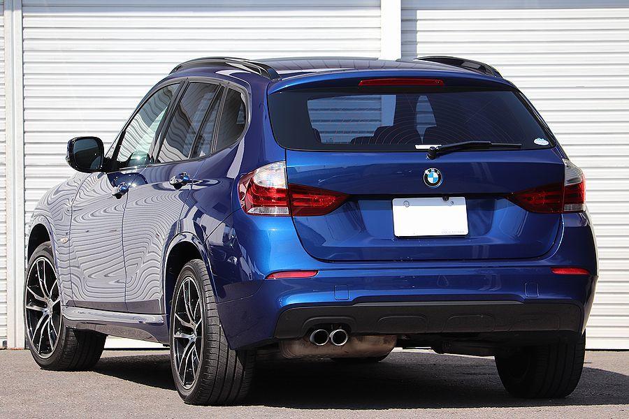 「【 極上1オーナー / AWD 】 2012y BMW X1 xDrive 20i Mスポーツ 専用装備 地デジ 上級グレード」の画像3