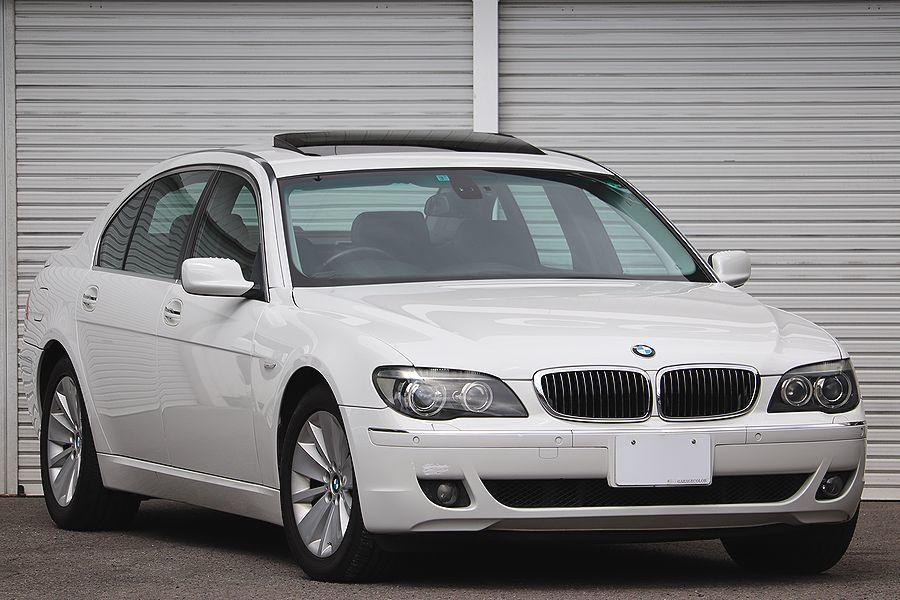 「【 ロング&シアターPKG 】 2007y 後期 BMW 750Li コンフォートPKG 専用装備 スマートキー」の画像1