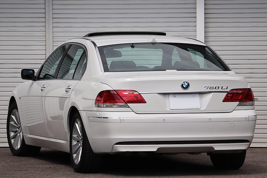 「【 ロング&シアターPKG 】 2007y 後期 BMW 750Li コンフォートPKG 専用装備 スマートキー」の画像3