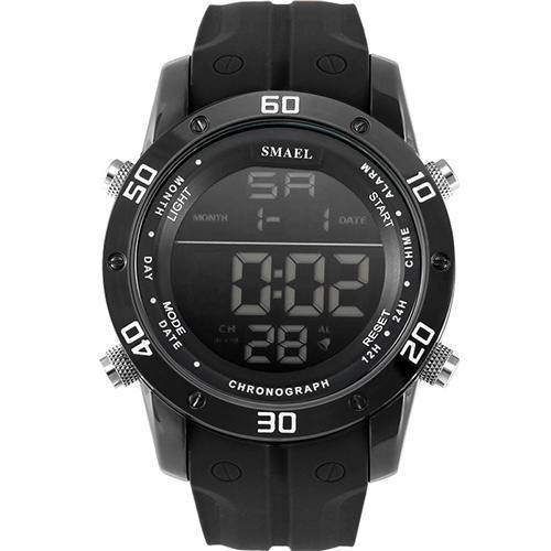 ●★メンズ腕時計 LEDデジタルメンズ腕時計 スポーツ腕時計 ファッション腕時計 162_画像3