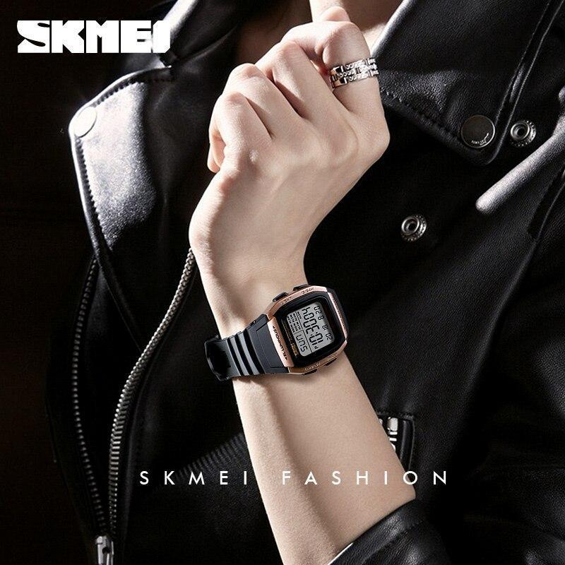 ■★メンズ腕時計 スポーツメンズ腕時計 フィットネスクロノデジタル防水腕時計 202_画像5