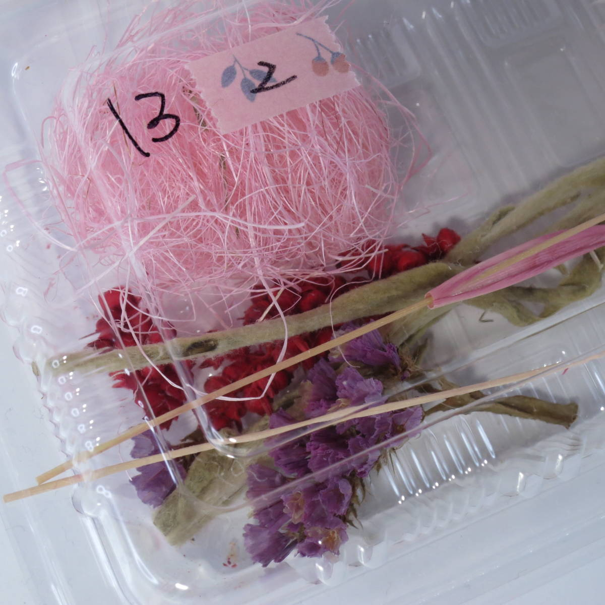 A-13-2★ハーバリウムやハンドクラフトに!花材セット〔UVレジン 封入 花 ドライ〕★_画像3