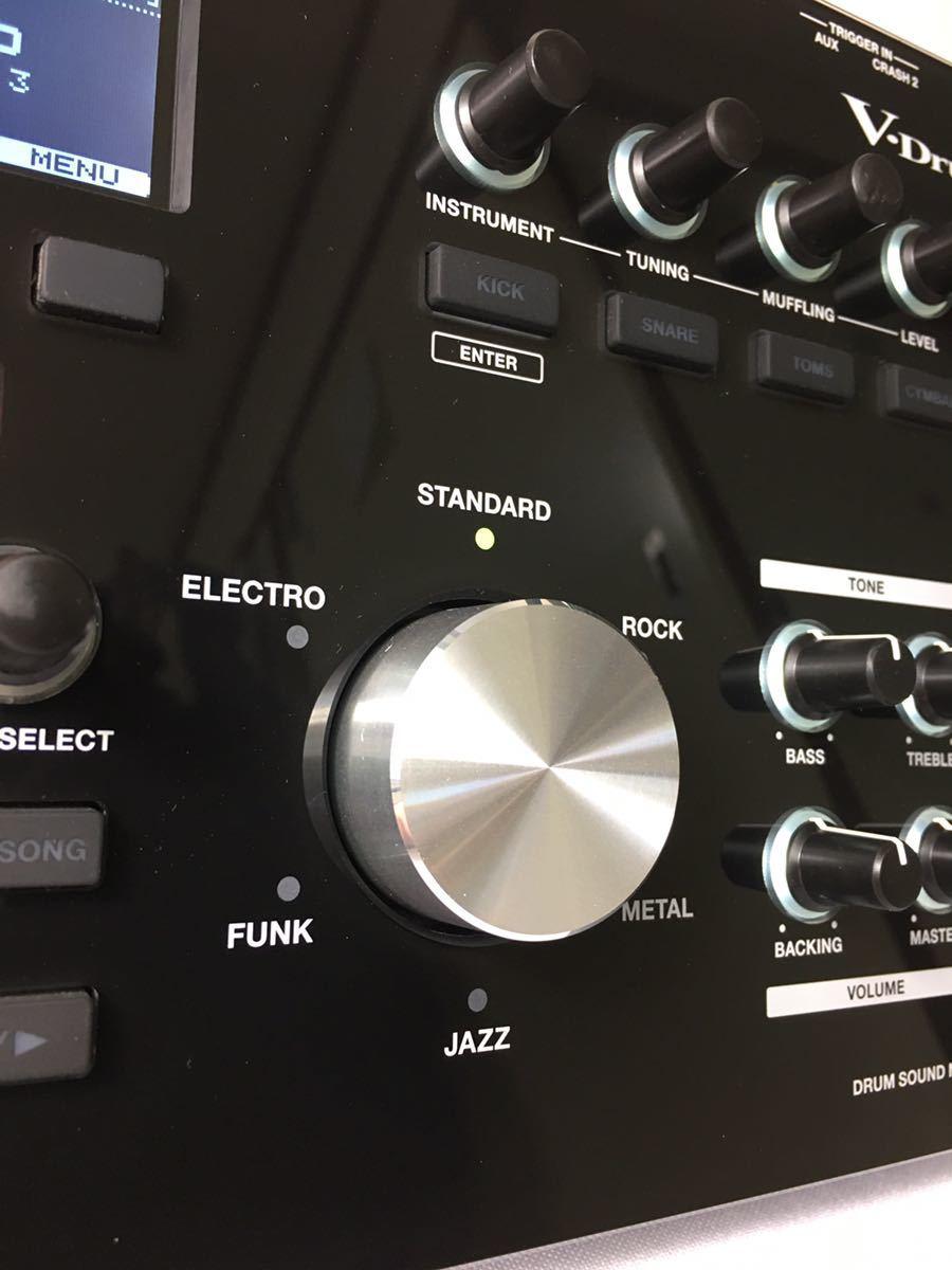 ローランド電子ドラムTD-25音源モジュール_画像7
