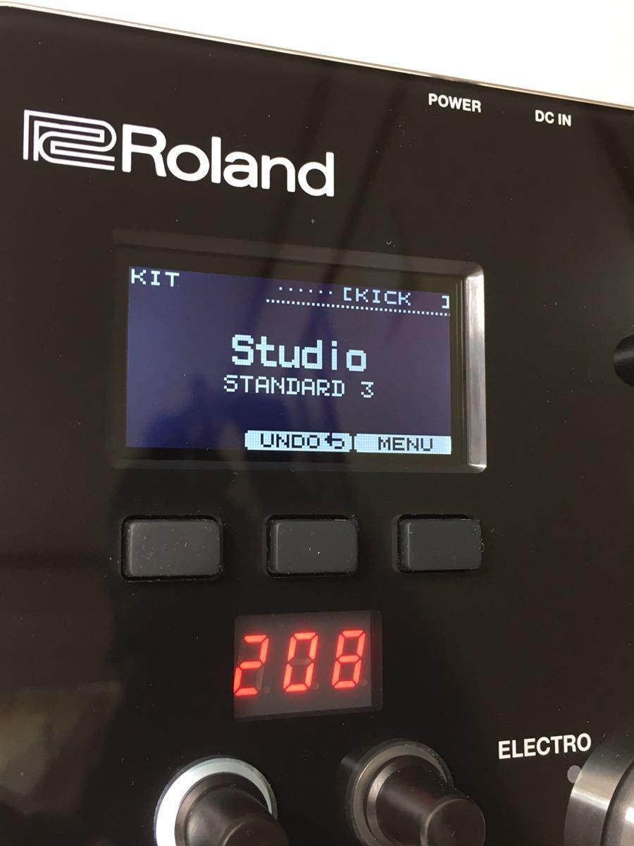 ローランド電子ドラムTD-25音源モジュール_画像8