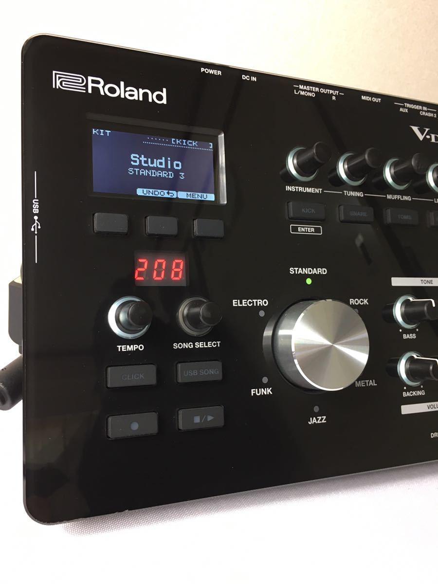 ローランド電子ドラムTD-25音源モジュール_画像10