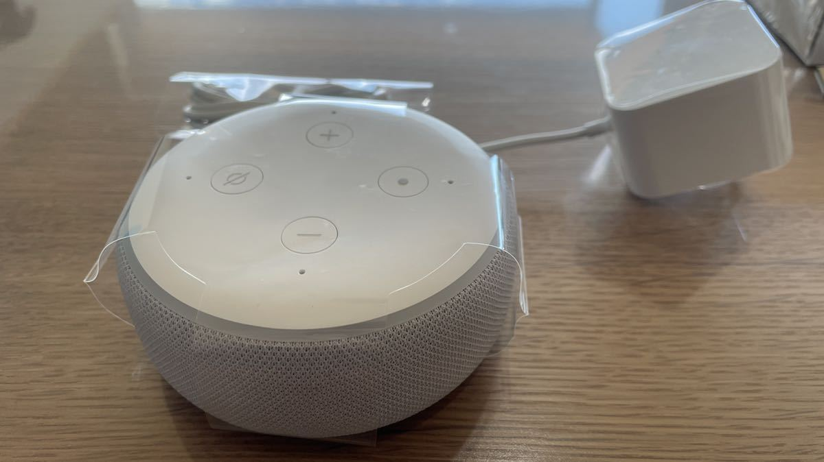 Amazon Echo Dot 第3世代 & Nature Remo mini スマートスピーカー with Alexa サンドストーン スマートリモコン_画像4