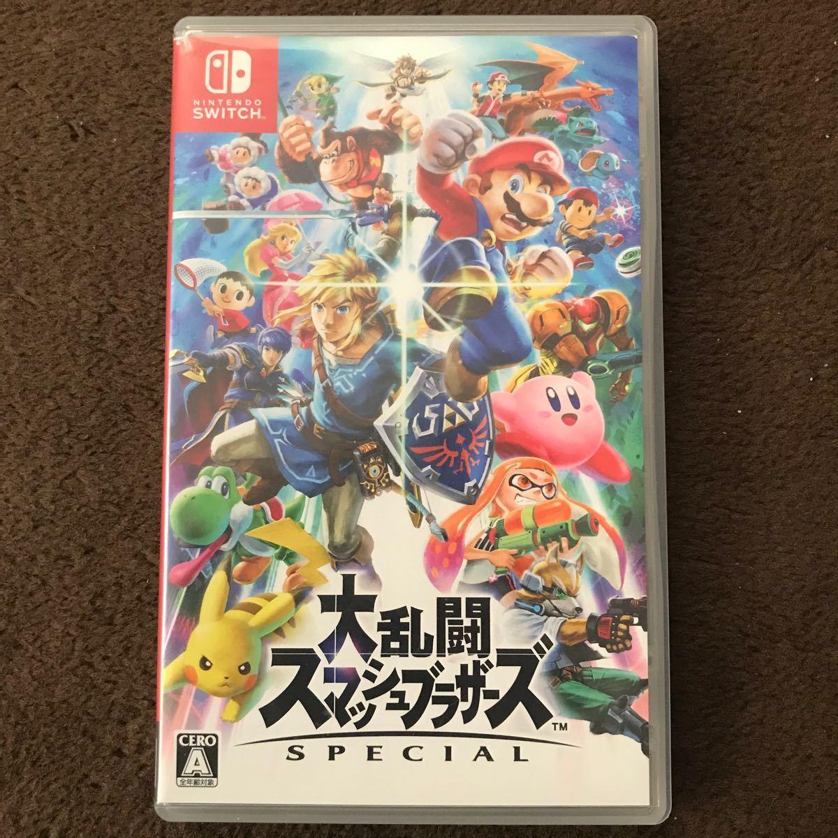 大乱闘スマッシュブラザーズSPECIAL Switch