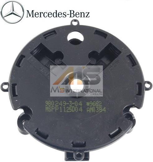 【M's】W221 Sクラス・W216 CLクラス・R230 SLクラス/W197 SLS AMG(左右共通)純正品 ドアミラーモーター 1個//正規品 171-820-1042_画像1