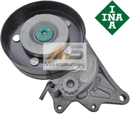 【M's】AMG W220 S55/W215 CL55/R230 SL55(V8/M113)INA製 ベルトテンショナー ベンツ 純正OEM 113-200-0170 1132000170_画像1