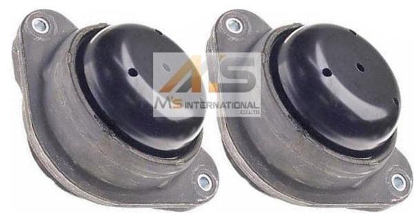 【M's】W140 ベンツ 純正OEM品 エンジンマウント 2個 Sクラス S420 S500 500SEC (V8) R129 SLクラス W124 Eクラス 1242402617 124-240-2617_画像1