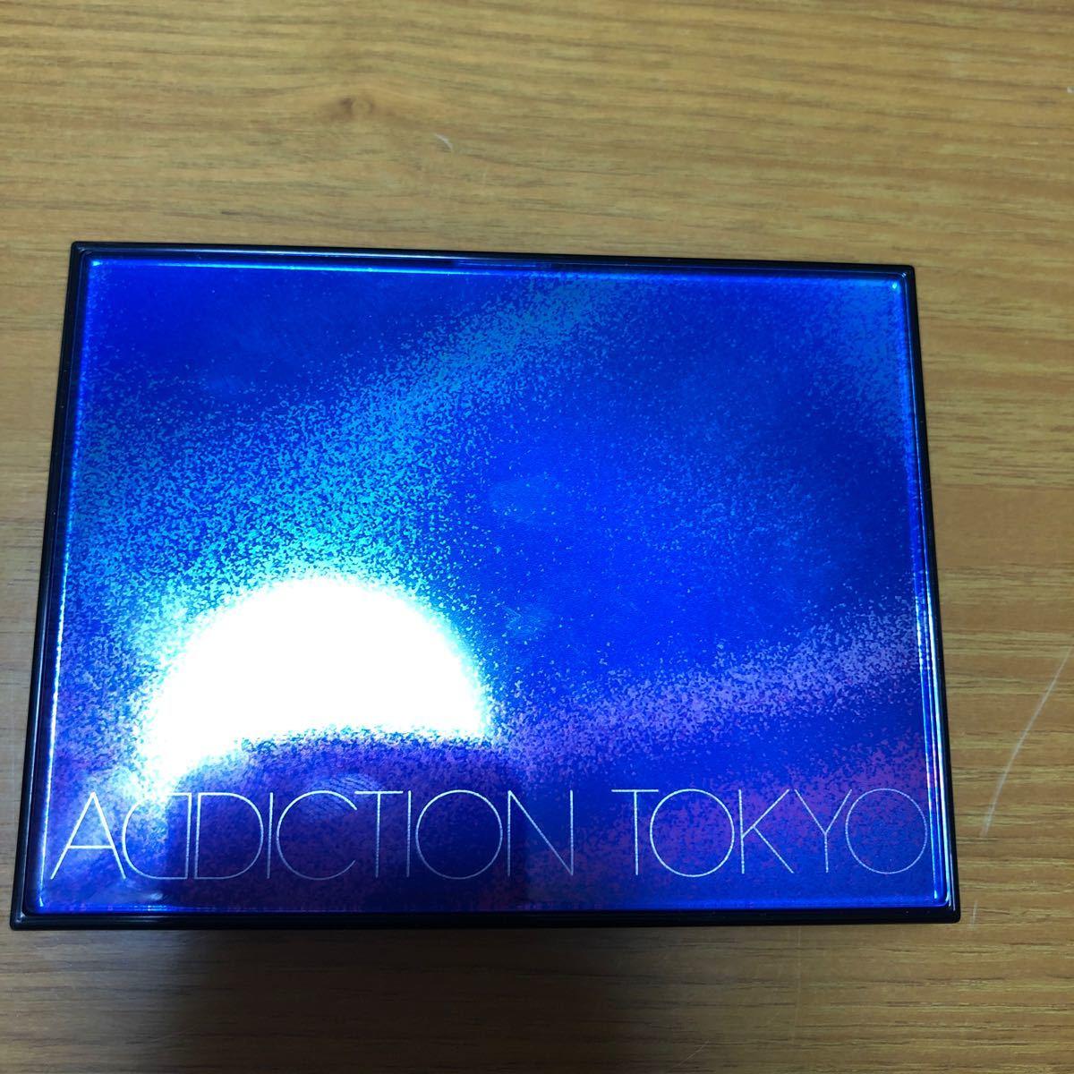 ADDICTION アディクション 2020 クリスマスコフレ アイシャドウ パレットL101