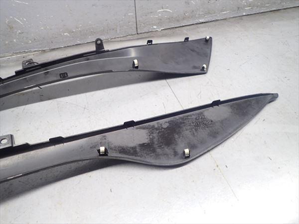βBE30-4 スズキ スカイウェイブ250S-3 CJ46A (H23年式) 純正 サイドモールカウル ② 左右 ツメ折れ有!_画像6