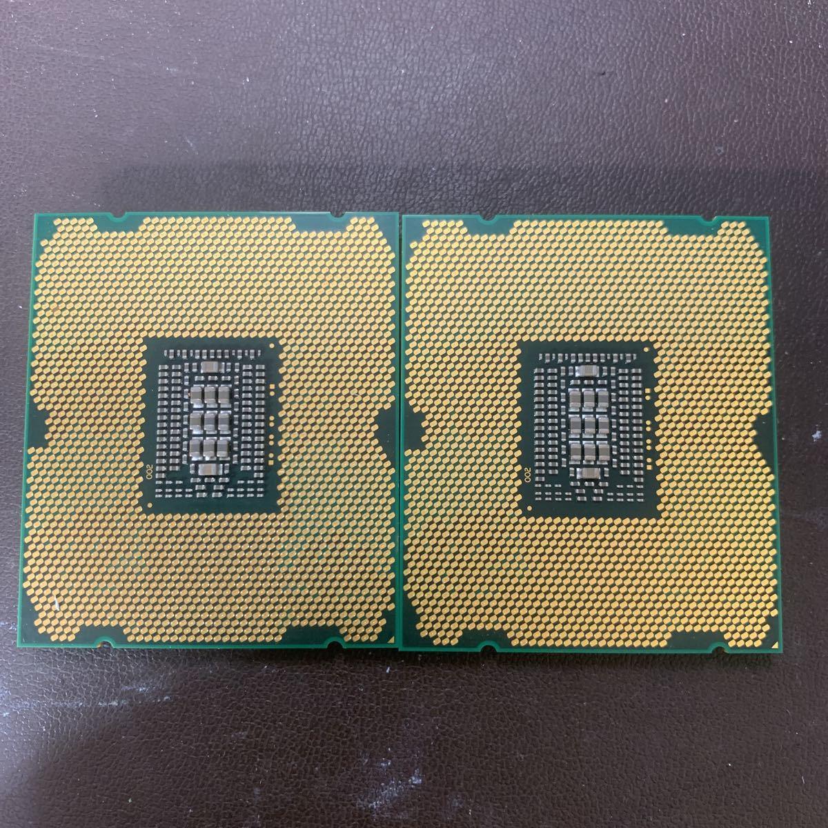 「送料無料」Intel Xeon e5-2687w LGA2011_画像3