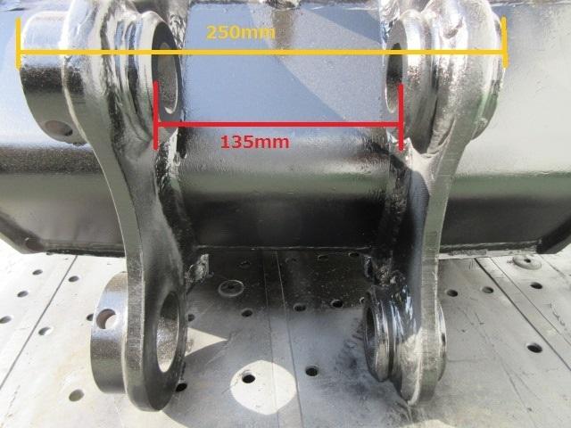 FT63 重機 用 バケット ピン径40mm 幅500mm ユンボ 建設機械_画像8
