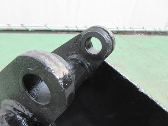 FT70 重機 用 狭幅バケット ピン径35mm 幅250mm ユンボ 建設機械 バケット_画像6