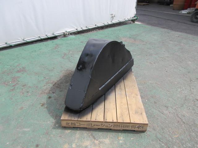 FT68 重機 用 台形バケット ピン径45mm 幅170~550mm ユンボ 建設機械_画像4