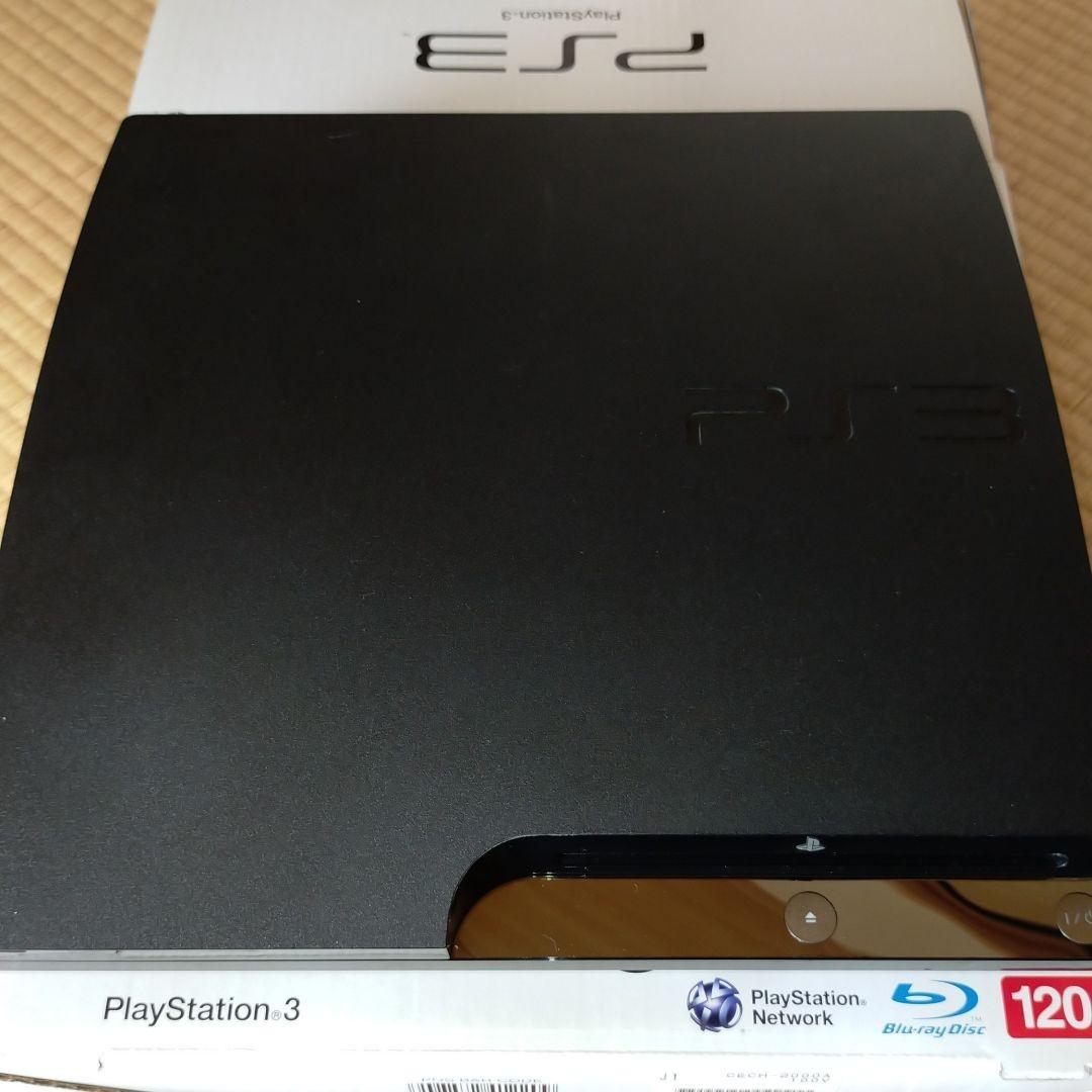 PS3 120GB 美品 完品 プレステ3 SONY