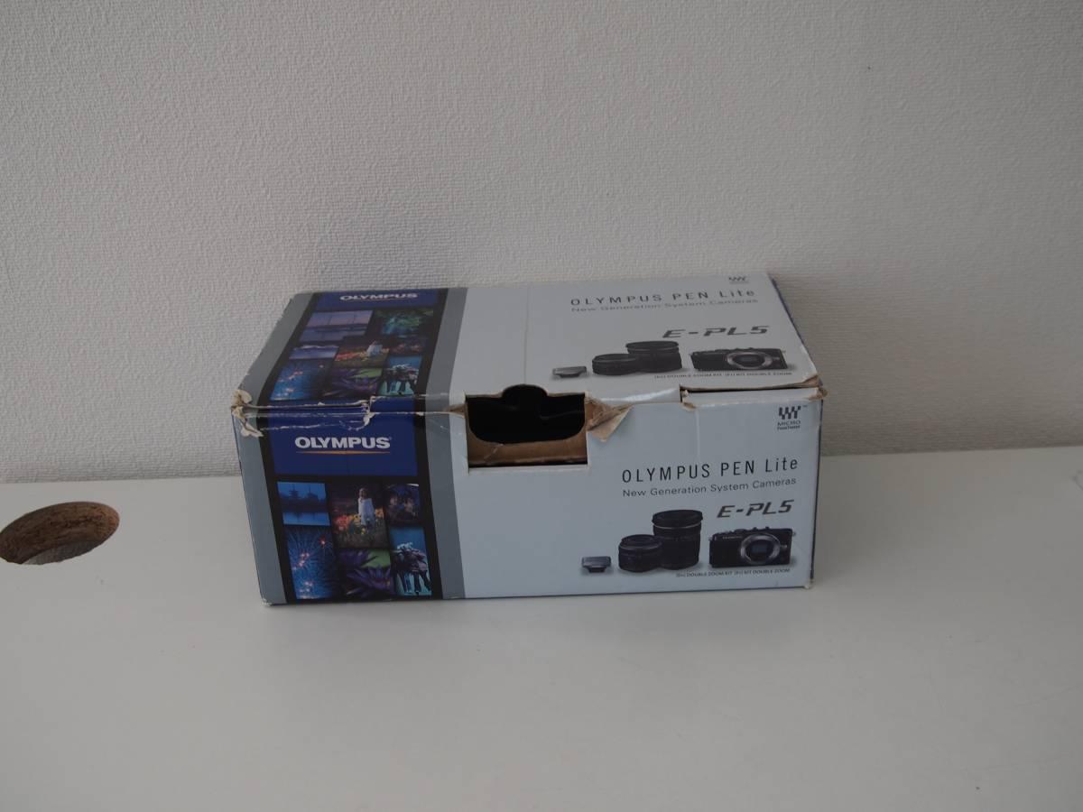 ジャンク OLYMPUS PEN Lite 一眼 カメラ E-PL5 ブラック ボディ 液晶×_実際に撮影した画像