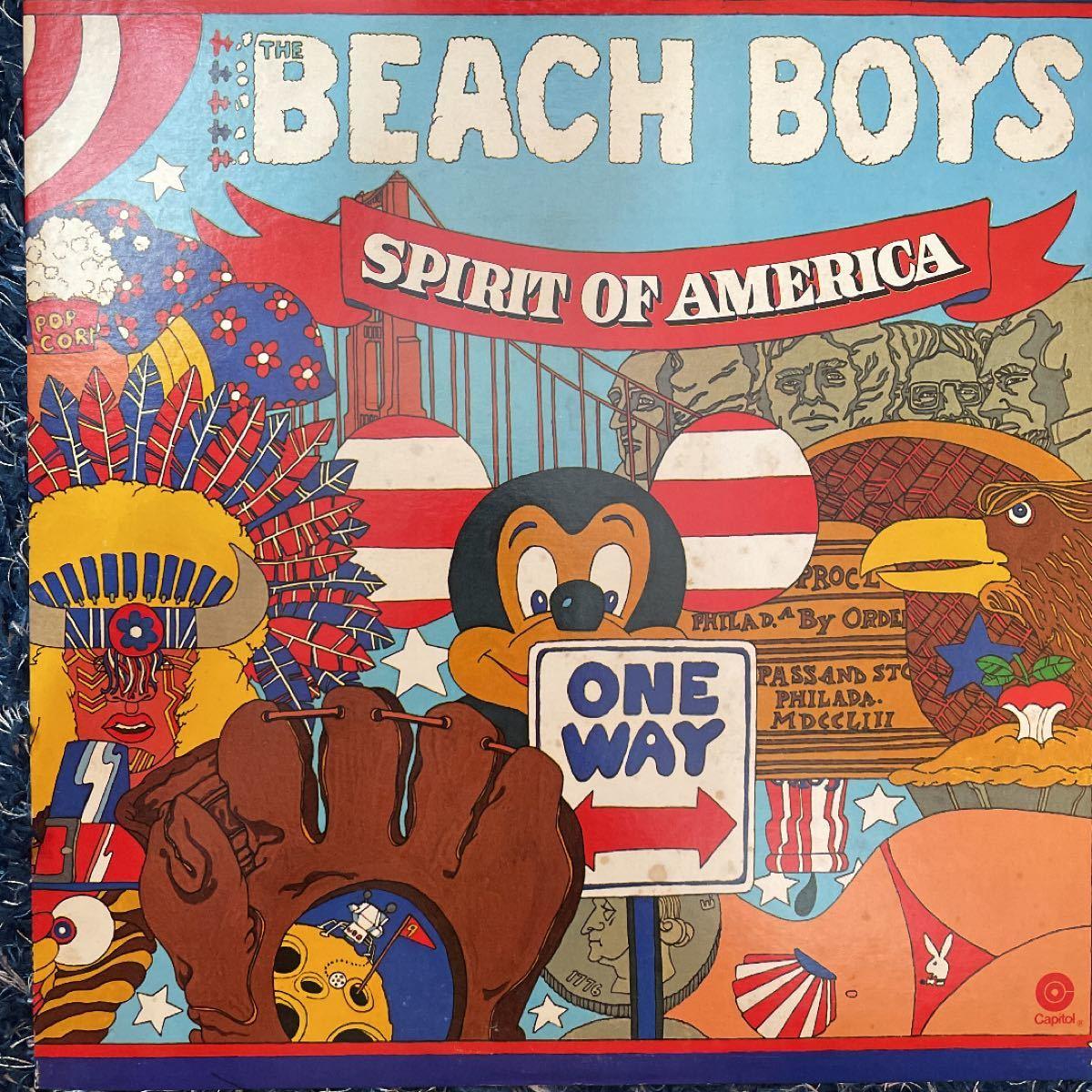 The Beach Boys / Spirit Of America / ベスト