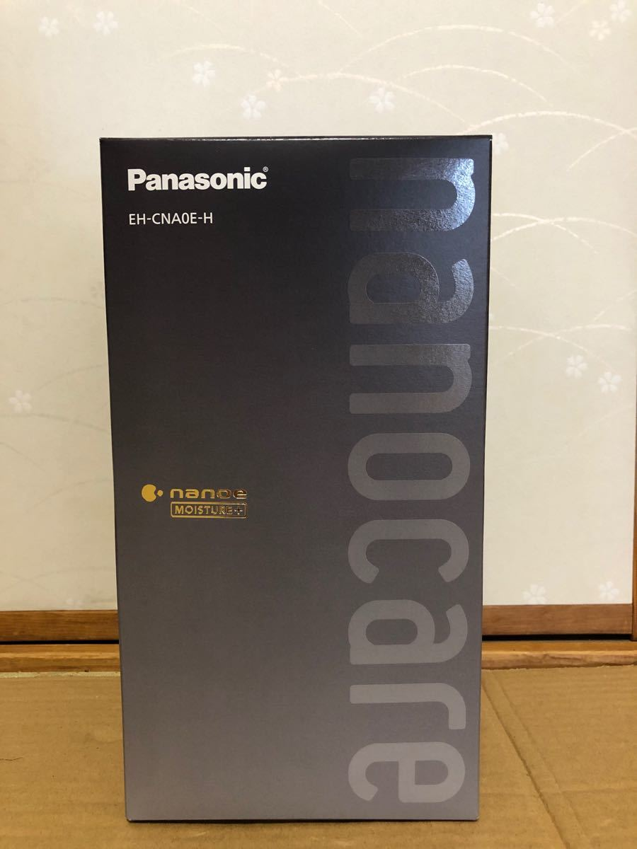 パナソニック Panasonic ヘアドライヤー EH-CNA0E-H