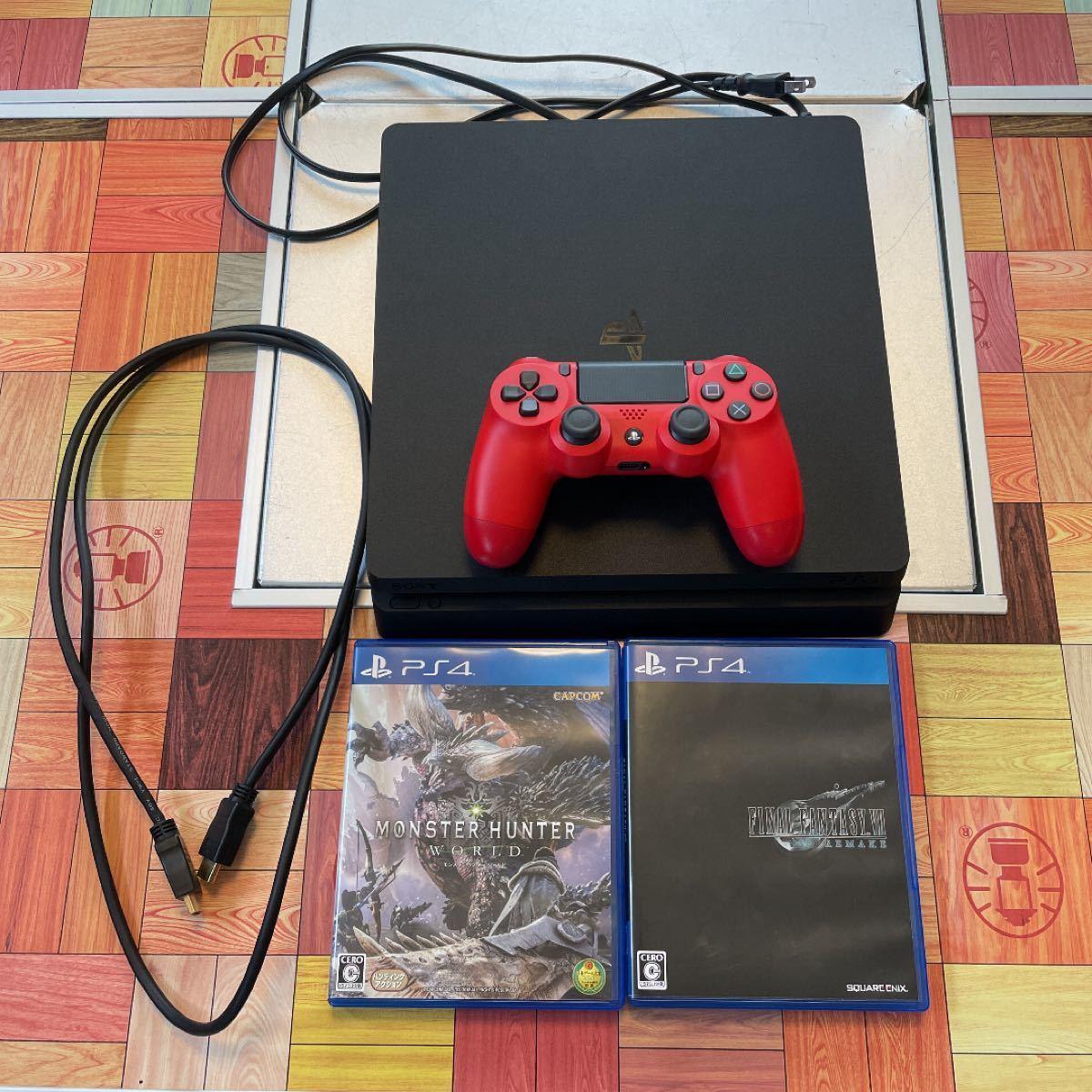 プレイステーション4 PS4 CUH-2000A 500GB