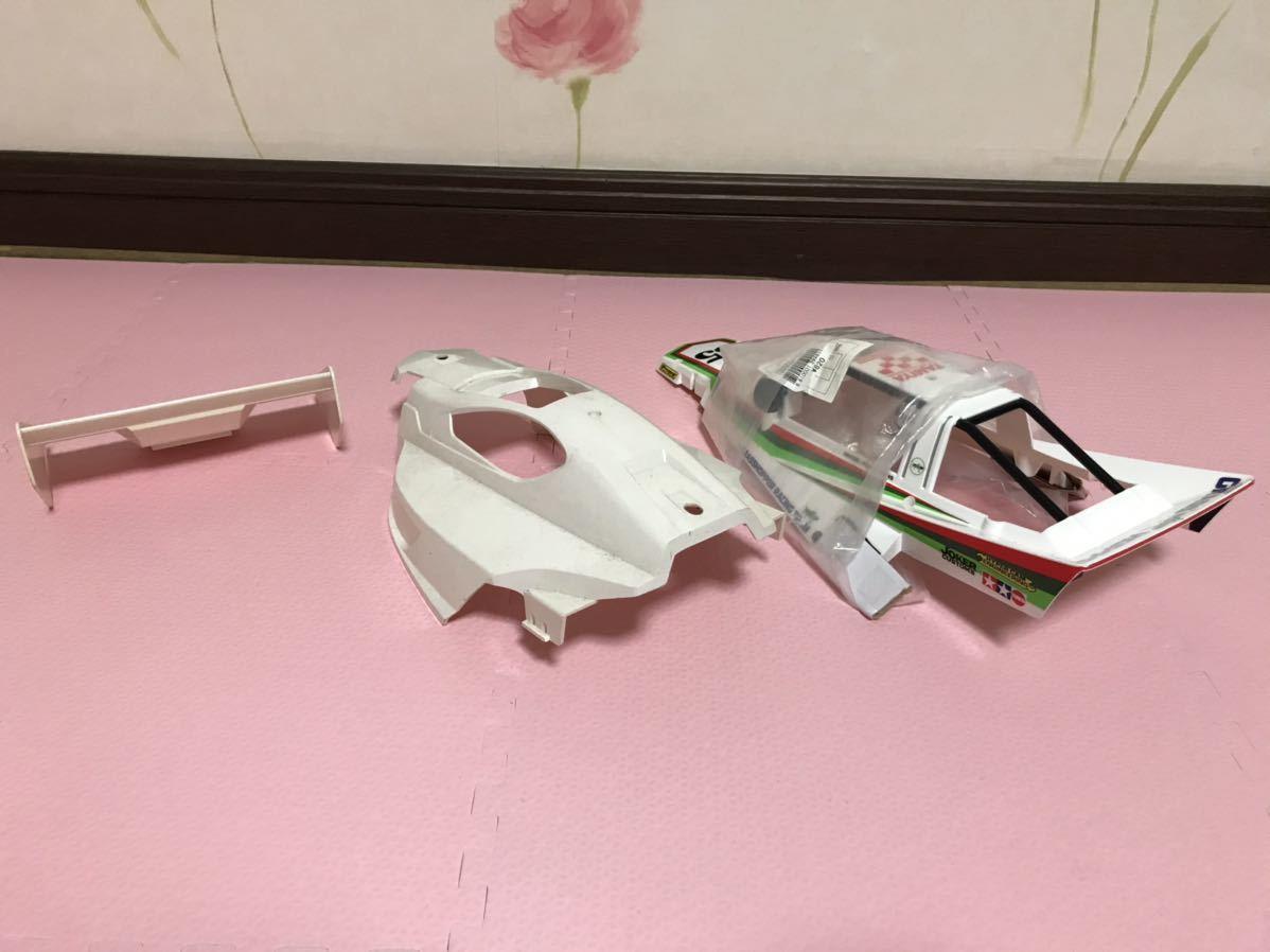 送料無料 タミヤ ラジコン バギー ボディ セット ② グラスホッパー 不明車 オフロード TAMIYA