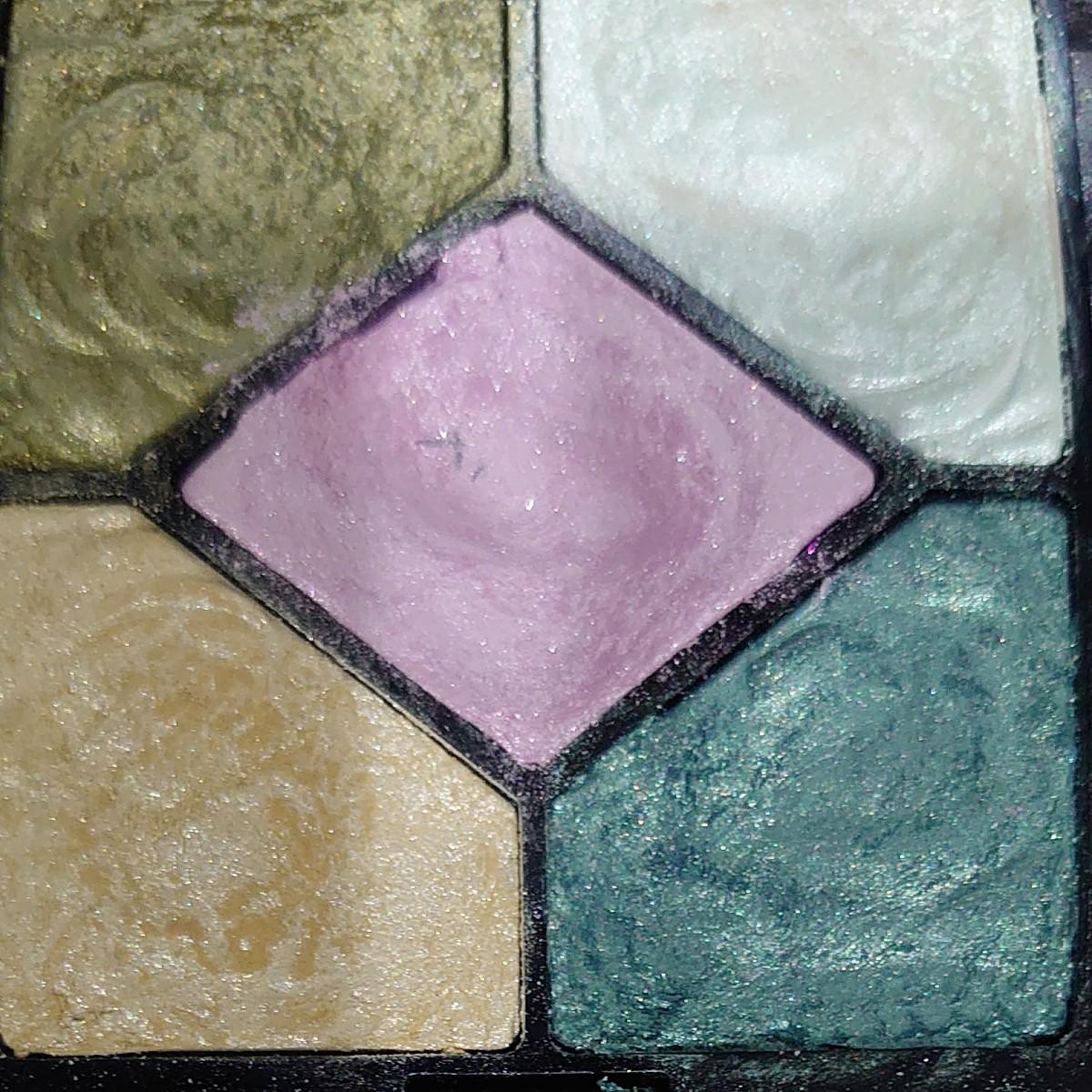 Dior サンククルール Christian Dior アイシャドウ 5色パレット 441番