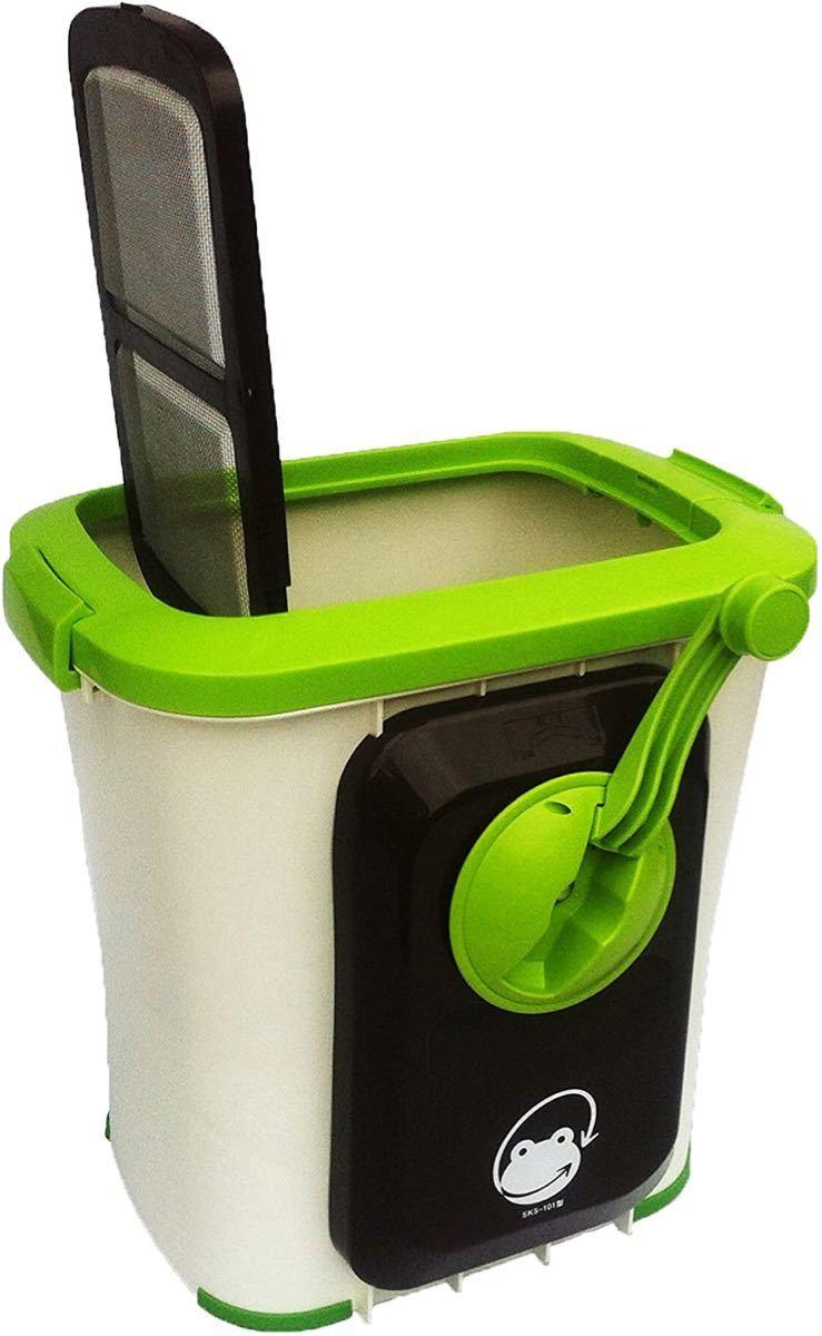 生ごみ処理機 エコクリーン カエルシリーズ 手動式
