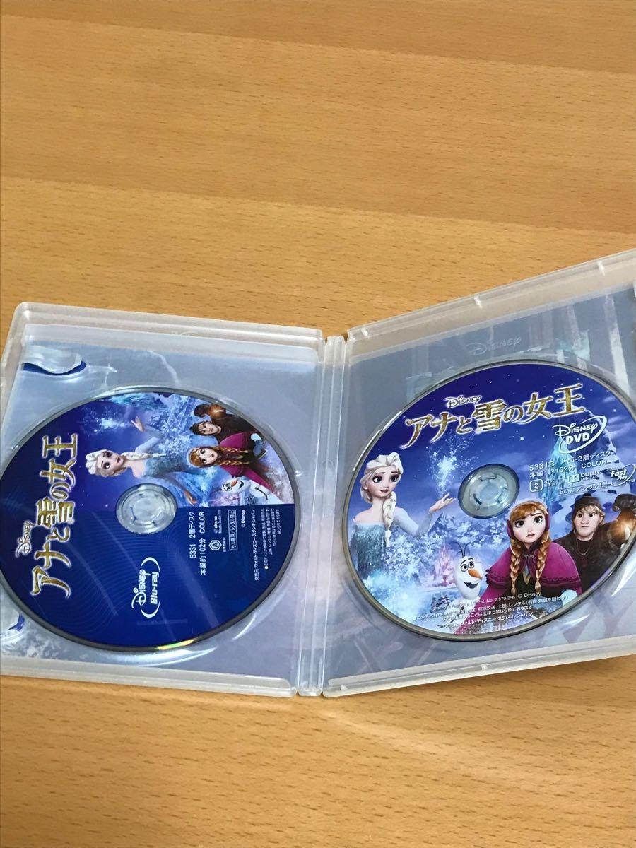 アナと雪の女王 MovieNEX Blu-ray ディズニー DVD