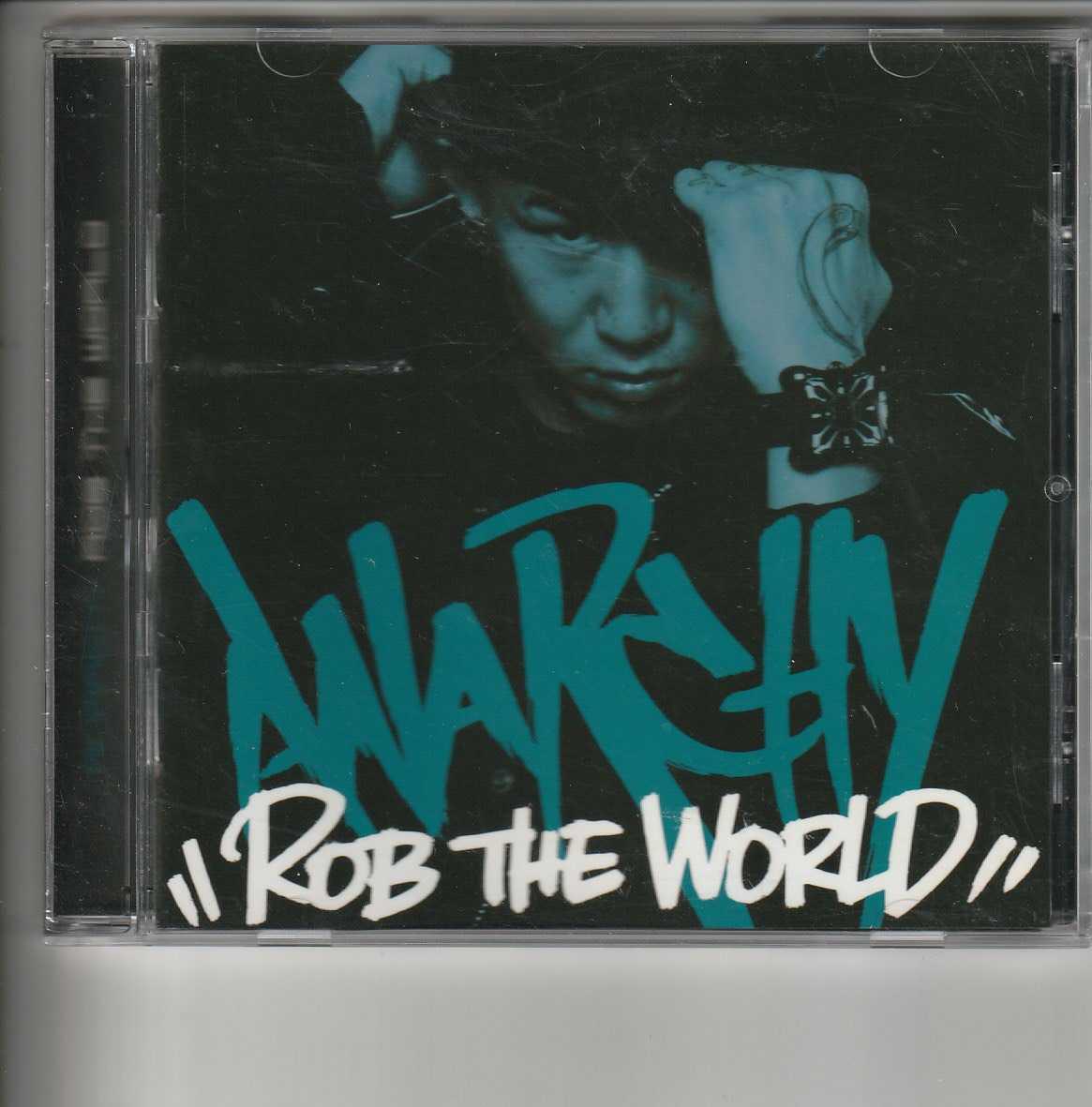 アルバム!ANARCHY「ROB THE WORLD」