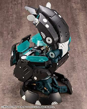 M.S.G オーダークレイドル モデリングサポートグッズ NONスケール ギガンティックアームズ 全高約210mm プラモデル_画像9