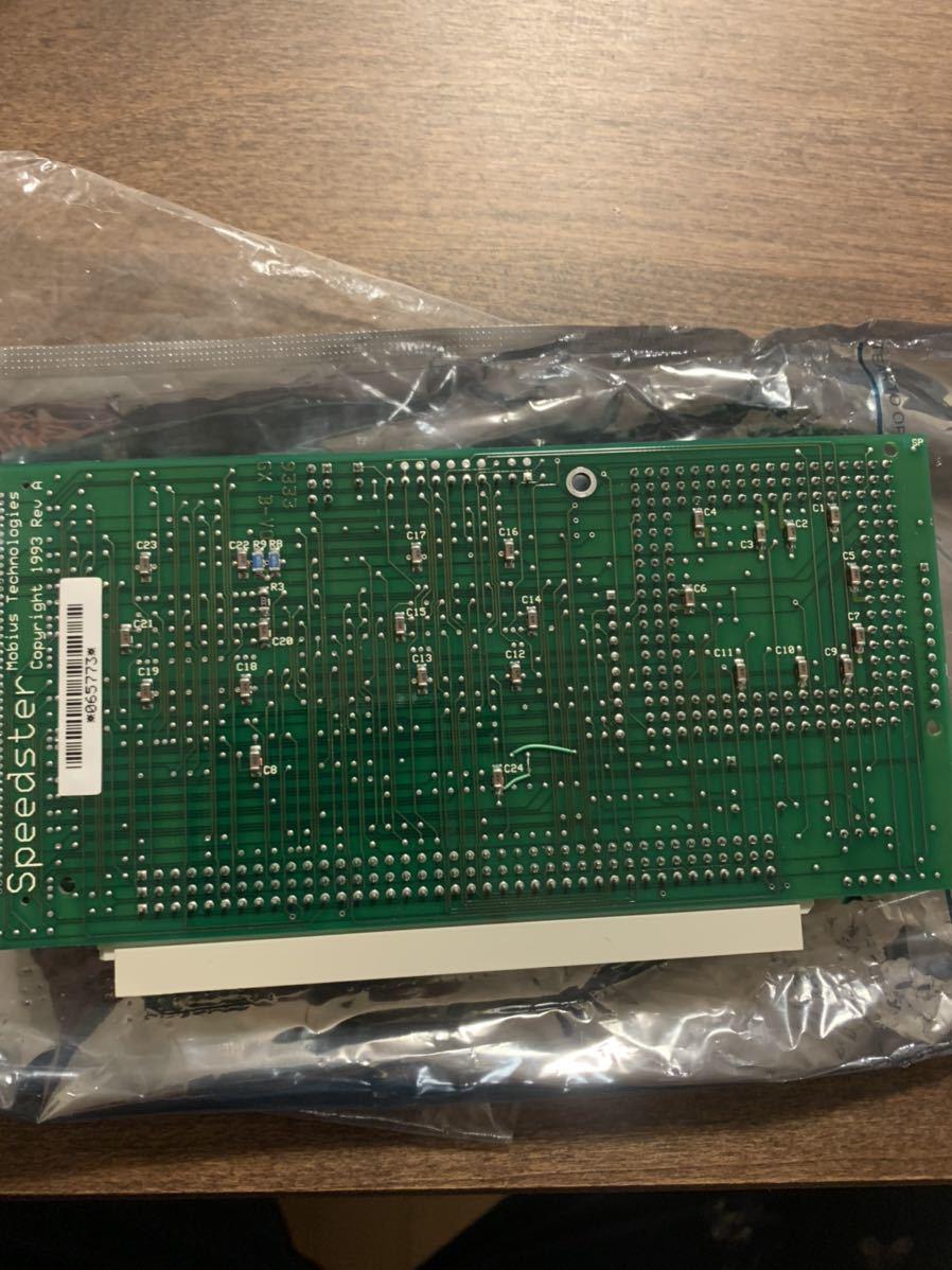 68040 アクセラレーター Mobius Speedster_画像4