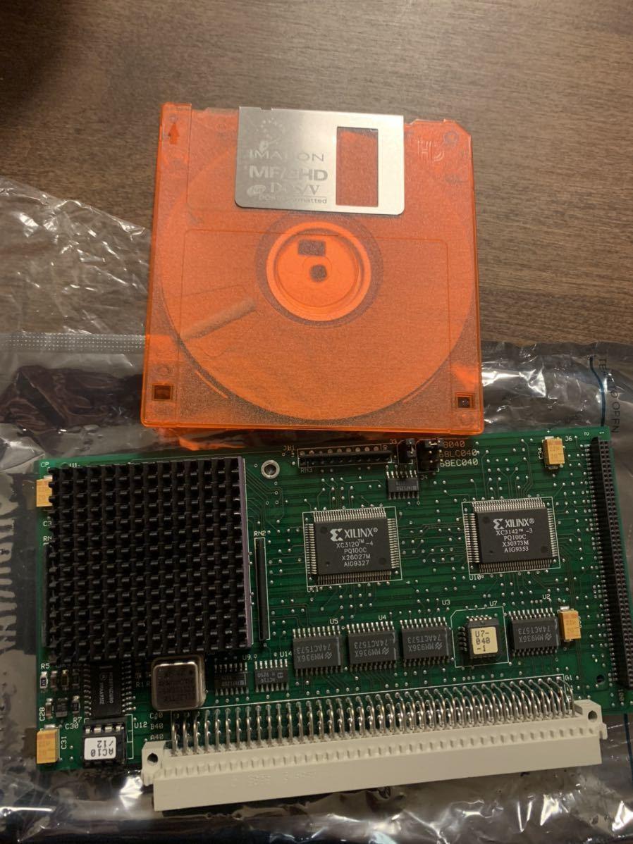 68040 アクセラレーター Mobius Speedster_画像5