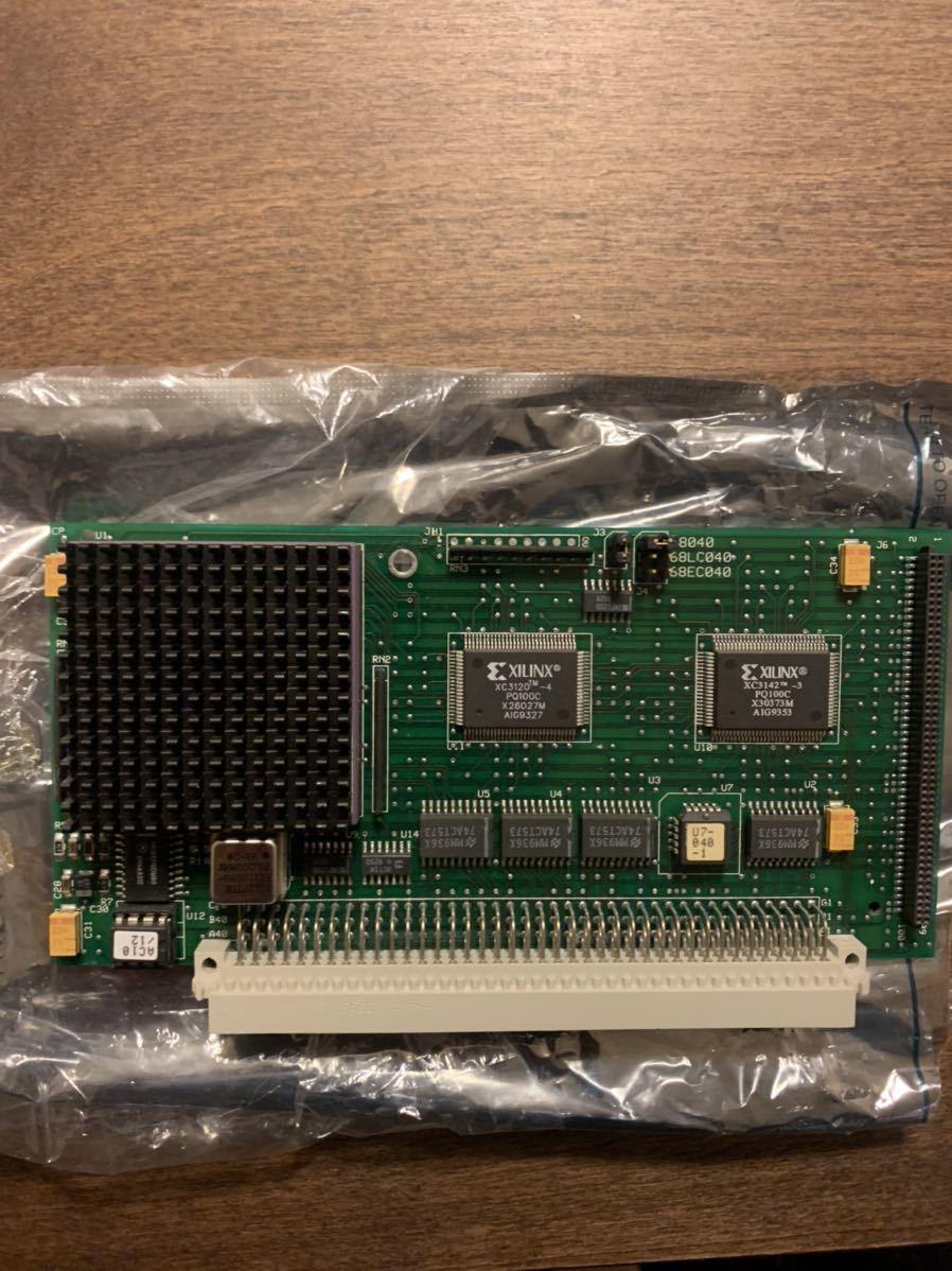 68040 アクセラレーター Mobius Speedster_画像1