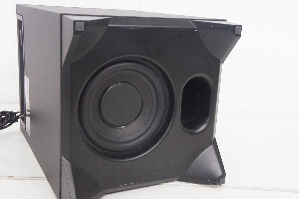 SONY ソニー ホームシアターシステム HT-CT660 リモコン付き 2013年製_画像4