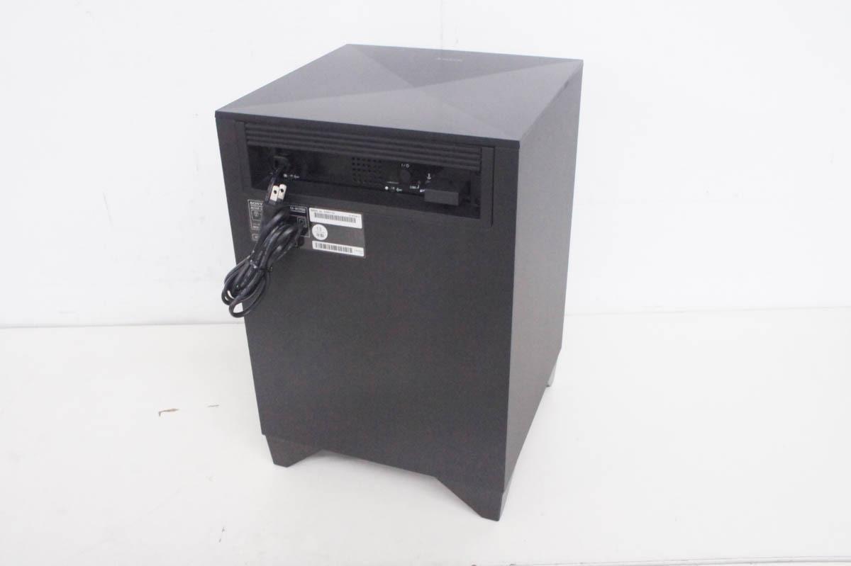 SONY ソニー ホームシアターシステム HT-CT660 リモコン付き 2013年製_画像2