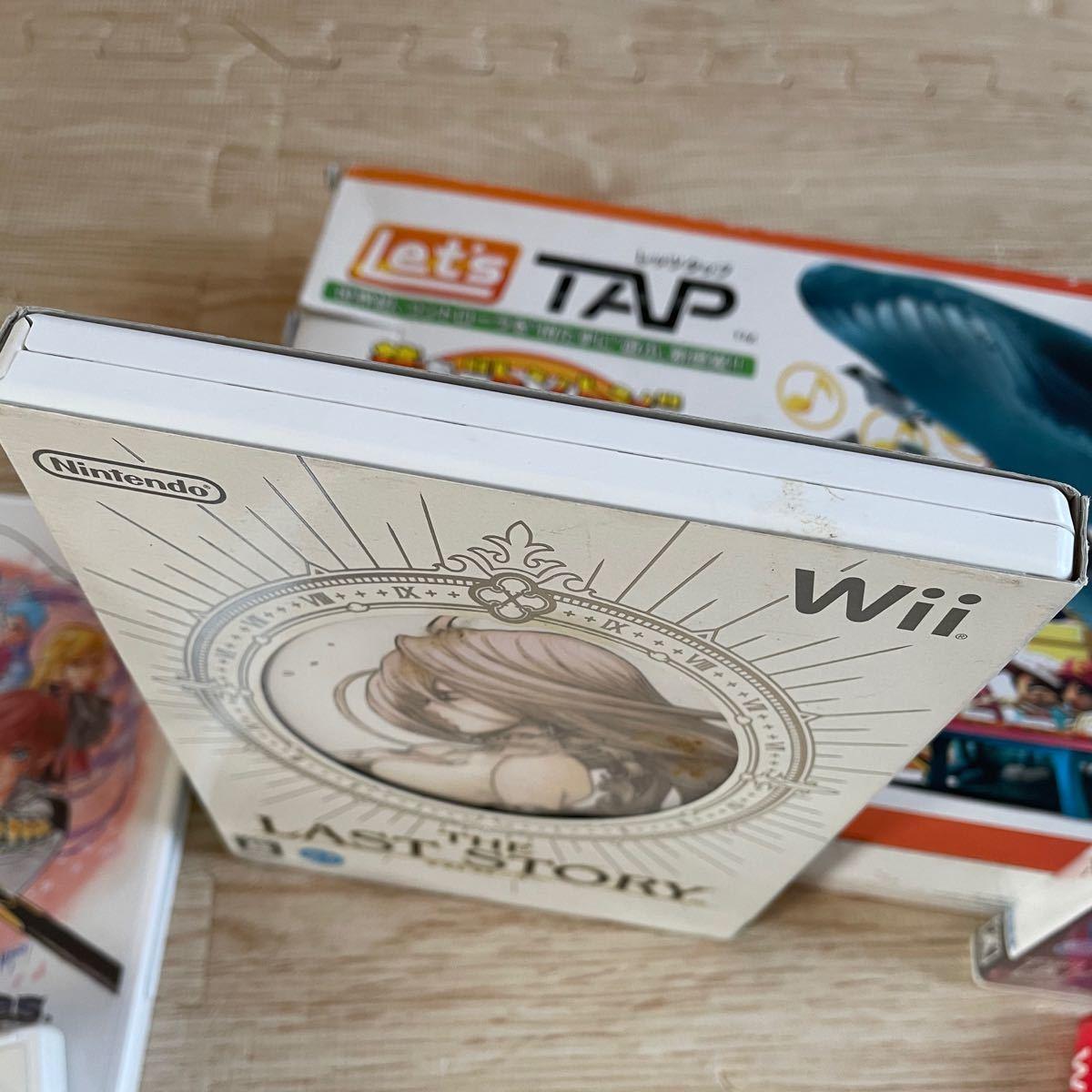 Wiiソフト スーパーマリオブラザーズなどwiiソフト6点セット 未開封品あり