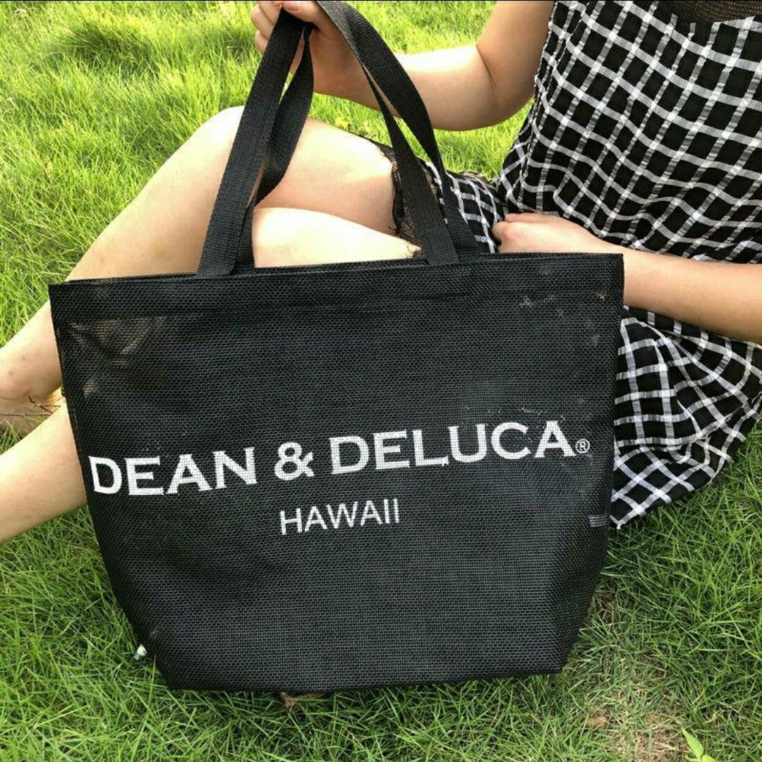 DEAN&DELUCA ディーンアンドデルーカトートバッグ エコバック
