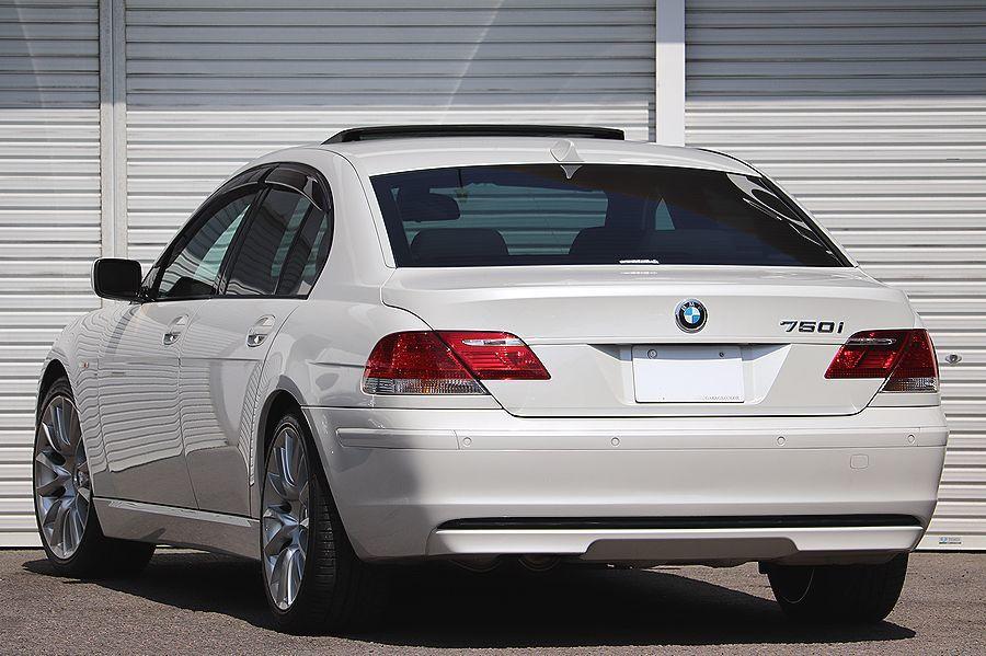 「【 極上 走行5.2万k / Individual 】 2009y最終 BMW 750i ダイナミック・スポーツ・ED 150台限定」の画像3