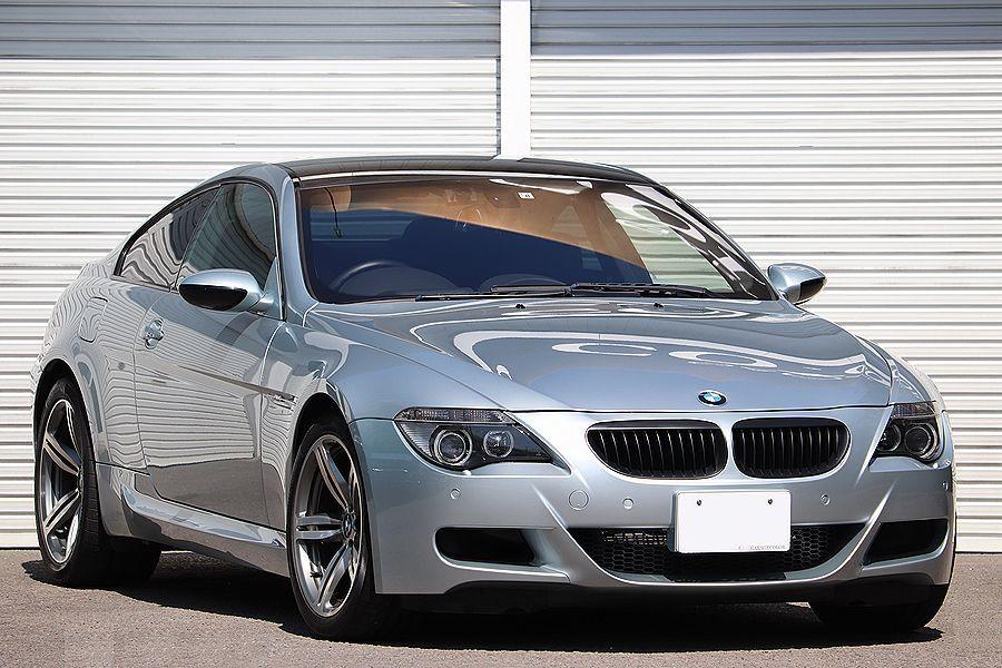 「【 希少カラー / 右ハンドル 】 BMW / M6 / V10エンジン / 507ps / 走行6.7万k / コンディション抜群」の画像1