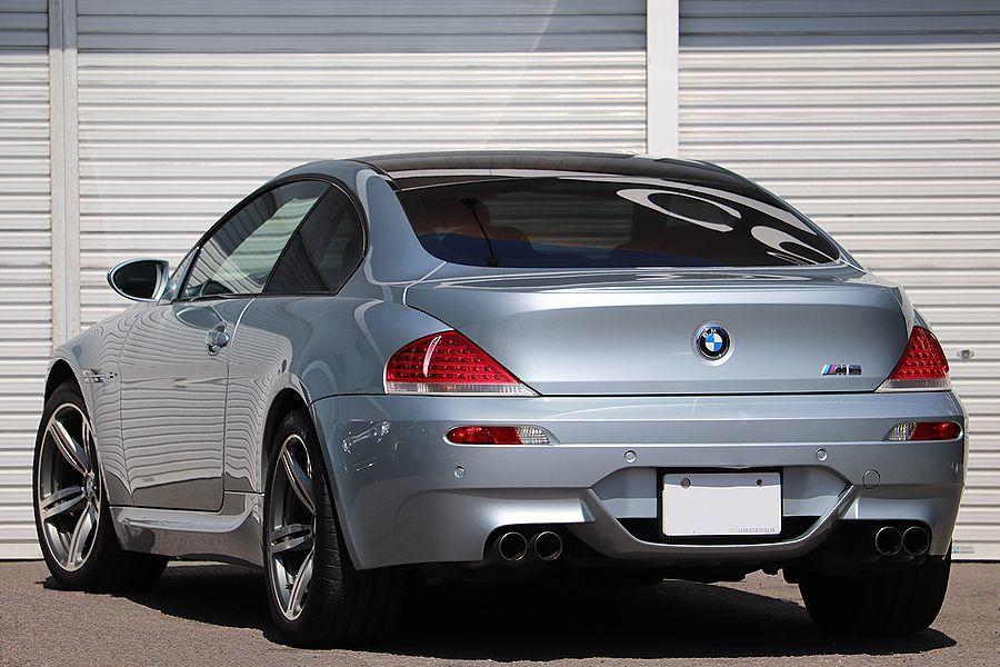 「【 希少カラー / 右ハンドル 】 BMW / M6 / V10エンジン / 507ps / 走行6.7万k / コンディション抜群」の画像3