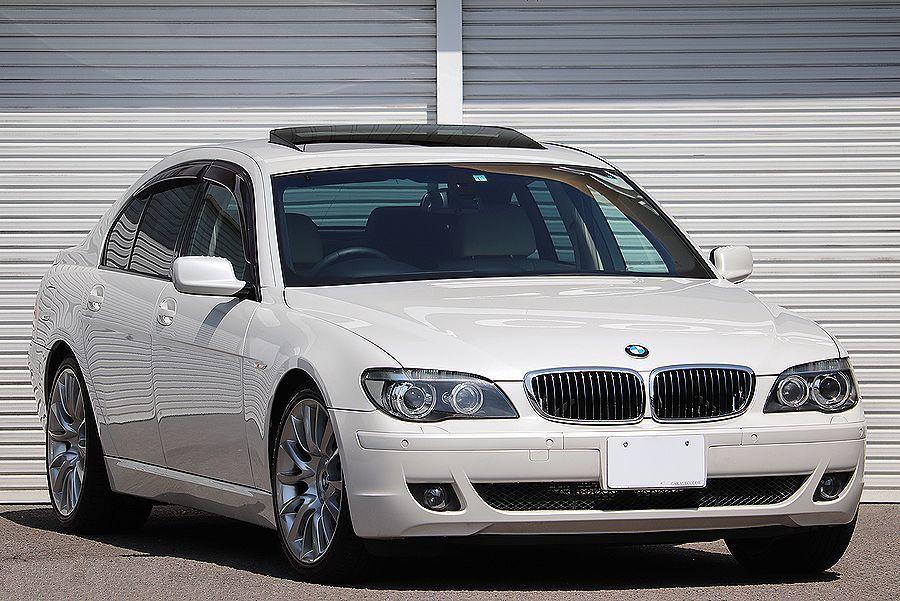 「【 極上 走行5.2万k / Individual 】 2009y最終 BMW 750i ダイナミック・スポーツ・ED 150台限定」の画像1