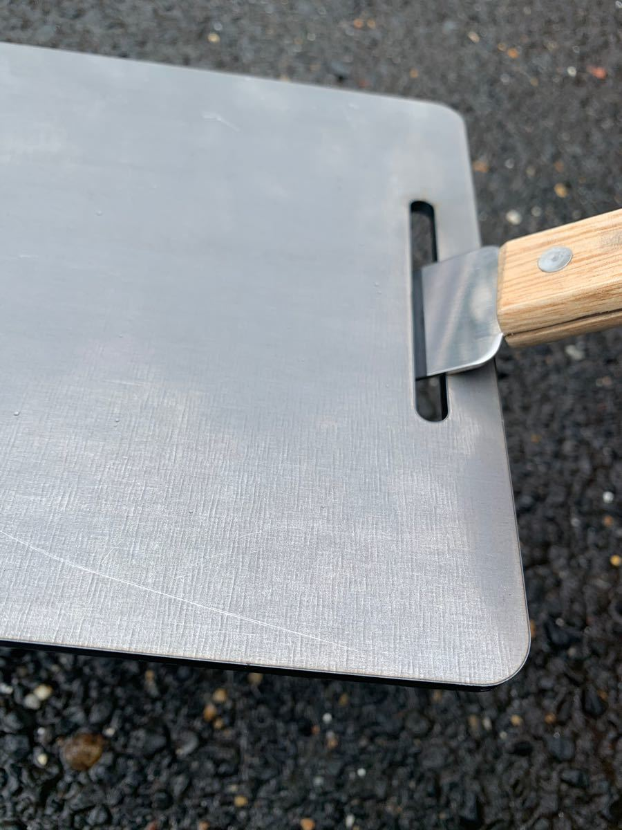 ピコグリル 398 対応 鉄板 6mm キャンプ アウトドア BBQ バーベキュー ソロキャン ゆるキャン ファミキャン