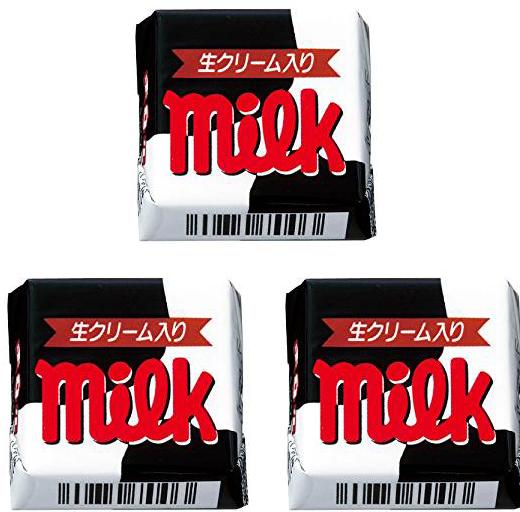 【ローソン】チロルチョコ ミルク(3個) 引換券 / バーコード クーポン券 / 期限:3月31日 / 期間限定 Tポイント消化・消費 匿名_画像1