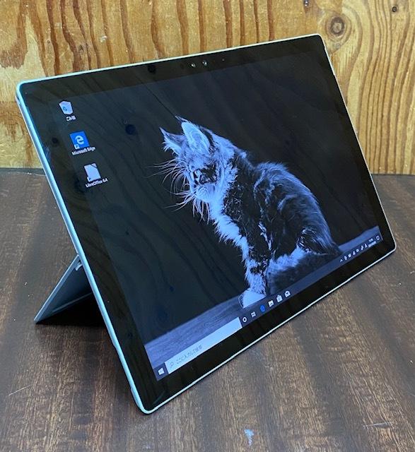 ★★超高速Microsoft Surface Pro4/i5-6300U/SSD128GB/メモリ4GB/高解像度/カメラ/タッチディスプレイ/Win10★★